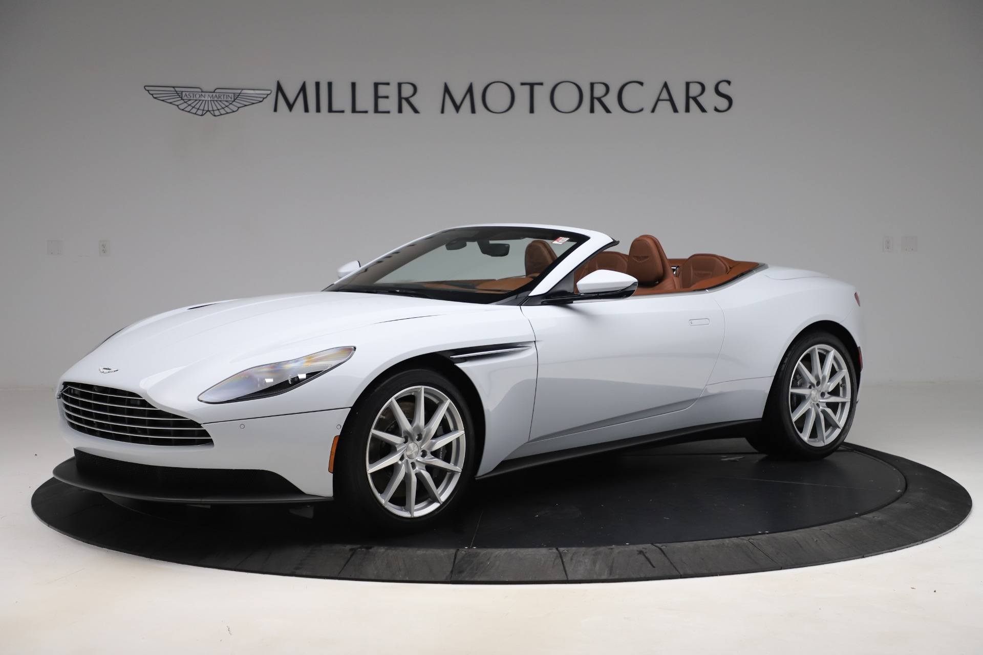 New 2020 Aston Martin DB11 Volante Convertible for sale $244,066 at Bentley Greenwich in Greenwich CT 06830 1