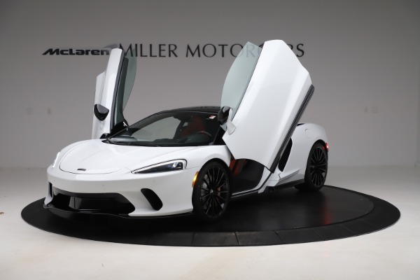 New 2020 McLaren GT Pioneer for sale $257,242 at Bentley Greenwich in Greenwich CT 06830 10