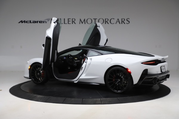 New 2020 McLaren GT Coupe for sale $257,242 at Bentley Greenwich in Greenwich CT 06830 12