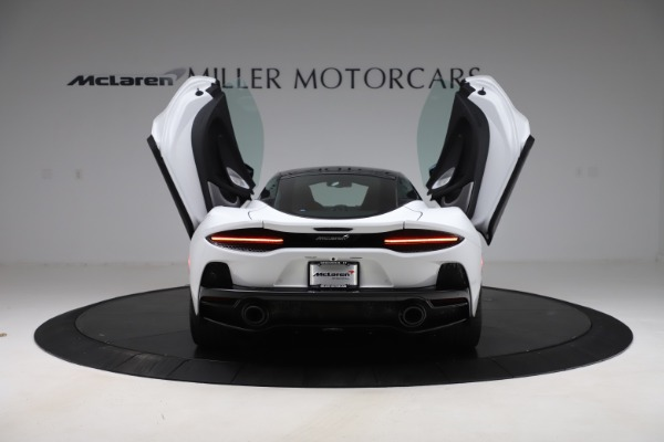 New 2020 McLaren GT Coupe for sale $257,242 at Bentley Greenwich in Greenwich CT 06830 13
