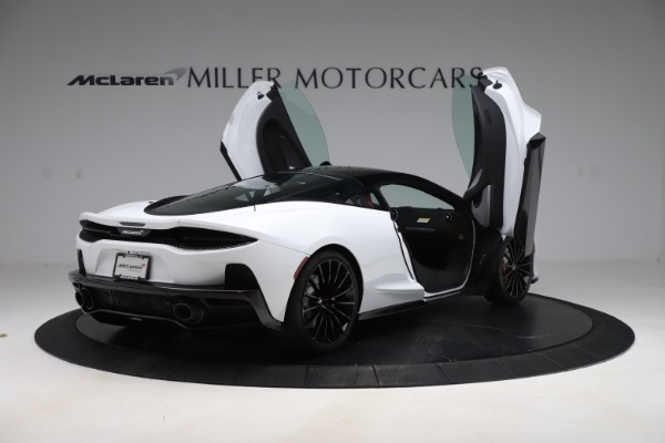 New 2020 McLaren GT Coupe for sale $257,242 at Bentley Greenwich in Greenwich CT 06830 14