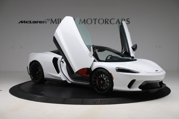 New 2020 McLaren GT Coupe for sale $257,242 at Bentley Greenwich in Greenwich CT 06830 16