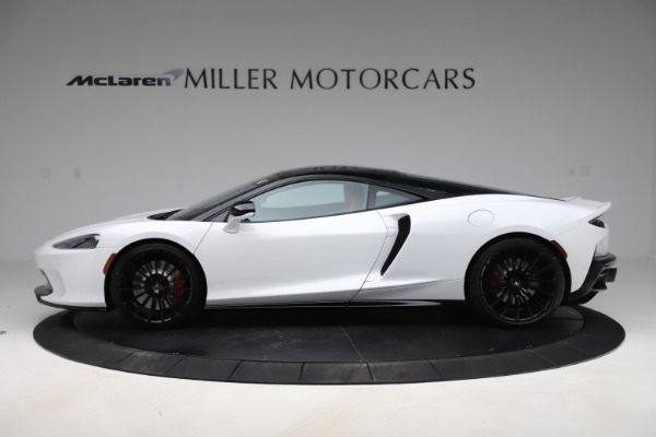 New 2020 McLaren GT Pioneer for sale $257,242 at Bentley Greenwich in Greenwich CT 06830 2