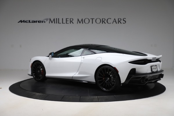 New 2020 McLaren GT Coupe for sale $257,242 at Bentley Greenwich in Greenwich CT 06830 3