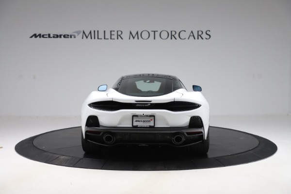 New 2020 McLaren GT Coupe for sale $257,242 at Bentley Greenwich in Greenwich CT 06830 4