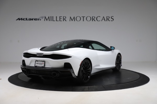 New 2020 McLaren GT Coupe for sale $257,242 at Bentley Greenwich in Greenwich CT 06830 5