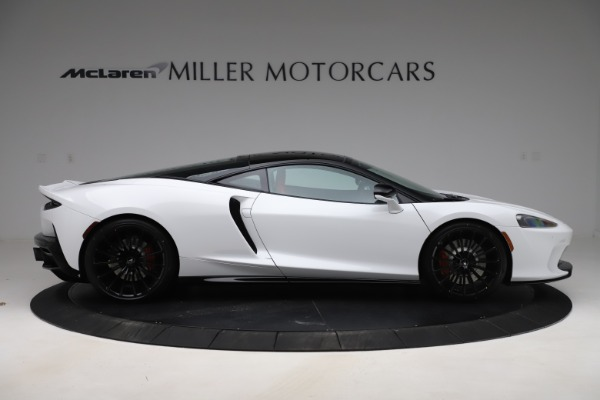 New 2020 McLaren GT Coupe for sale $257,242 at Bentley Greenwich in Greenwich CT 06830 6