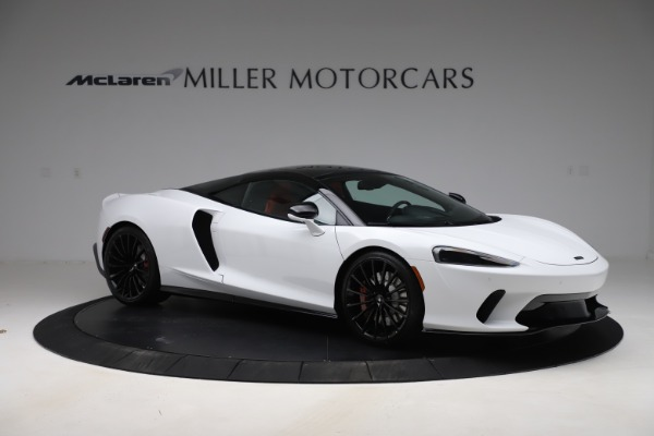 New 2020 McLaren GT Coupe for sale $257,242 at Bentley Greenwich in Greenwich CT 06830 7