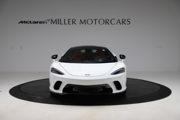 New 2020 McLaren GT Coupe for sale $257,242 at Bentley Greenwich in Greenwich CT 06830 8