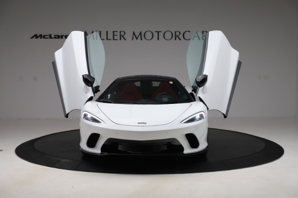 New 2020 McLaren GT Coupe for sale $257,242 at Bentley Greenwich in Greenwich CT 06830 9