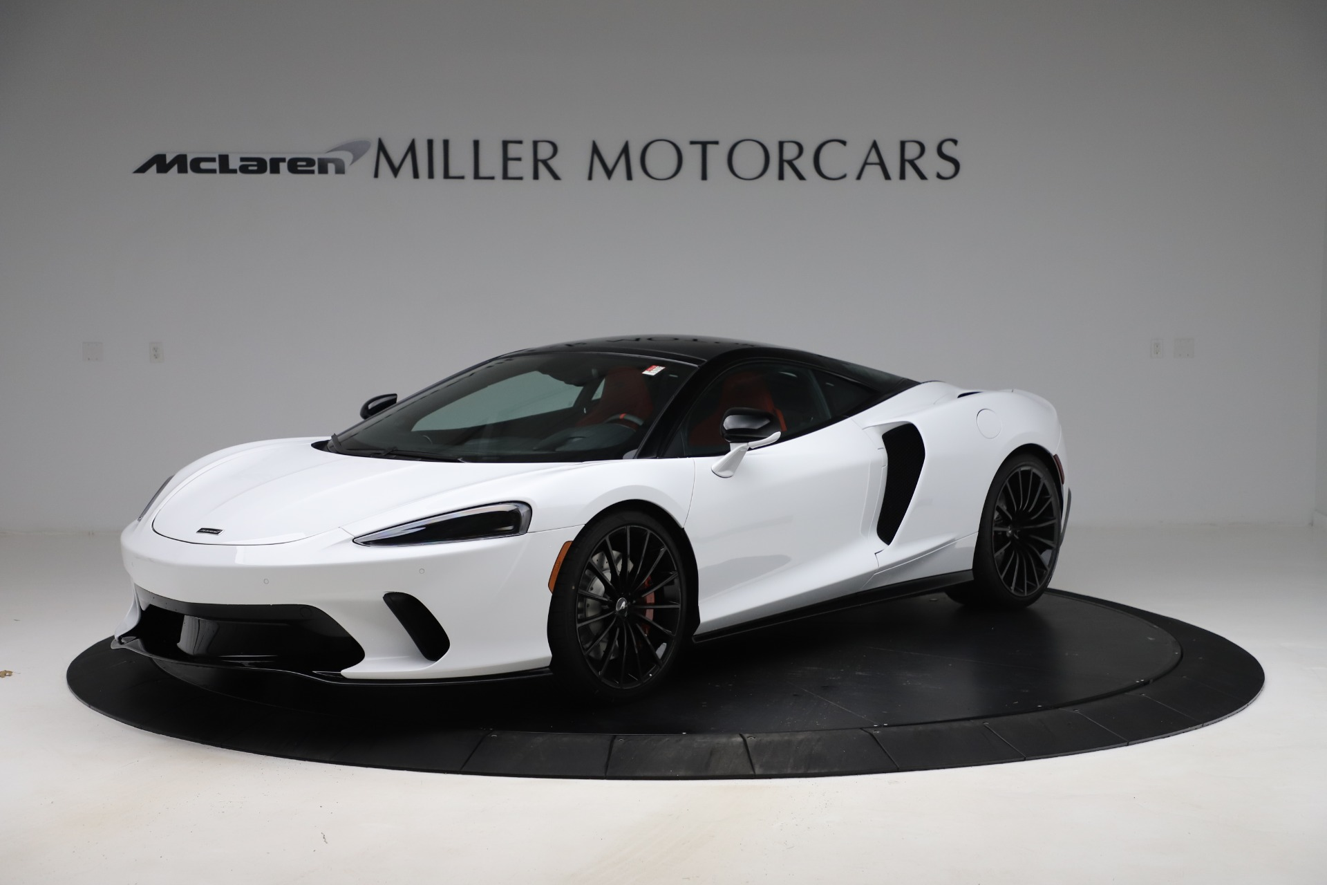 New 2020 McLaren GT Coupe for sale $257,242 at Bentley Greenwich in Greenwich CT 06830 1
