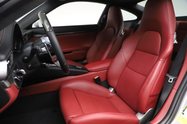 Used 2017 Porsche 911 Turbo S for sale $154,900 at Bentley Greenwich in Greenwich CT 06830 15