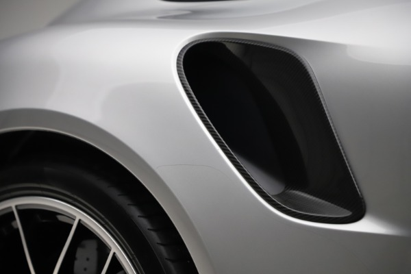 Used 2017 Porsche 911 Turbo S for sale $154,900 at Bentley Greenwich in Greenwich CT 06830 24