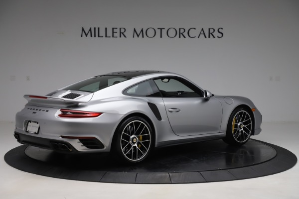 Used 2017 Porsche 911 Turbo S for sale $154,900 at Bentley Greenwich in Greenwich CT 06830 8