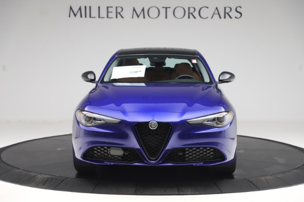 New 2020 Alfa Romeo Giulia Ti Q4 for sale Sold at Bentley Greenwich in Greenwich CT 06830 12