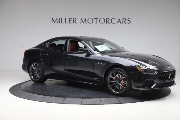 New 2020 Maserati Ghibli S Q4 GranSport for sale Sold at Bentley Greenwich in Greenwich CT 06830 10