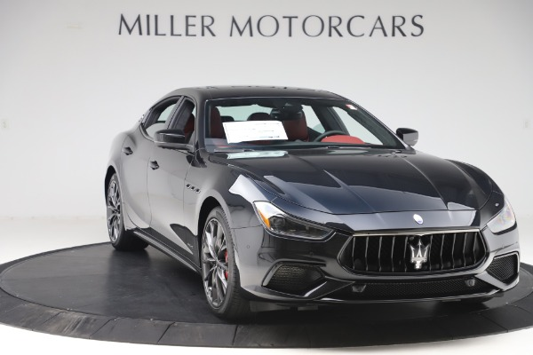 New 2020 Maserati Ghibli S Q4 GranSport for sale Sold at Bentley Greenwich in Greenwich CT 06830 11