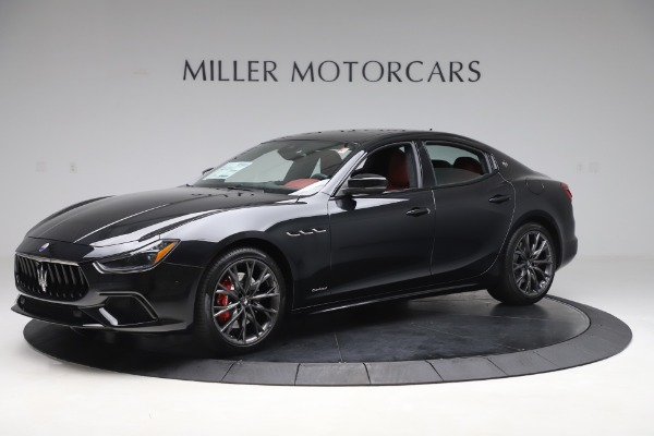 New 2020 Maserati Ghibli S Q4 GranSport for sale $94,785 at Bentley Greenwich in Greenwich CT 06830 2