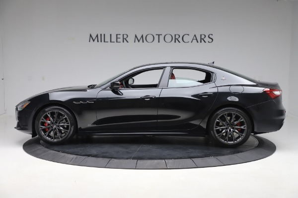 New 2020 Maserati Ghibli S Q4 GranSport for sale Sold at Bentley Greenwich in Greenwich CT 06830 3