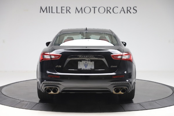 New 2020 Maserati Ghibli S Q4 GranSport for sale Sold at Bentley Greenwich in Greenwich CT 06830 6