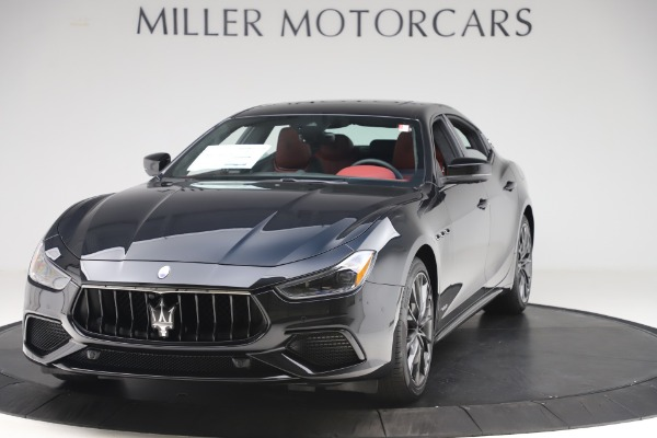New 2020 Maserati Ghibli S Q4 GranSport for sale Sold at Bentley Greenwich in Greenwich CT 06830 1