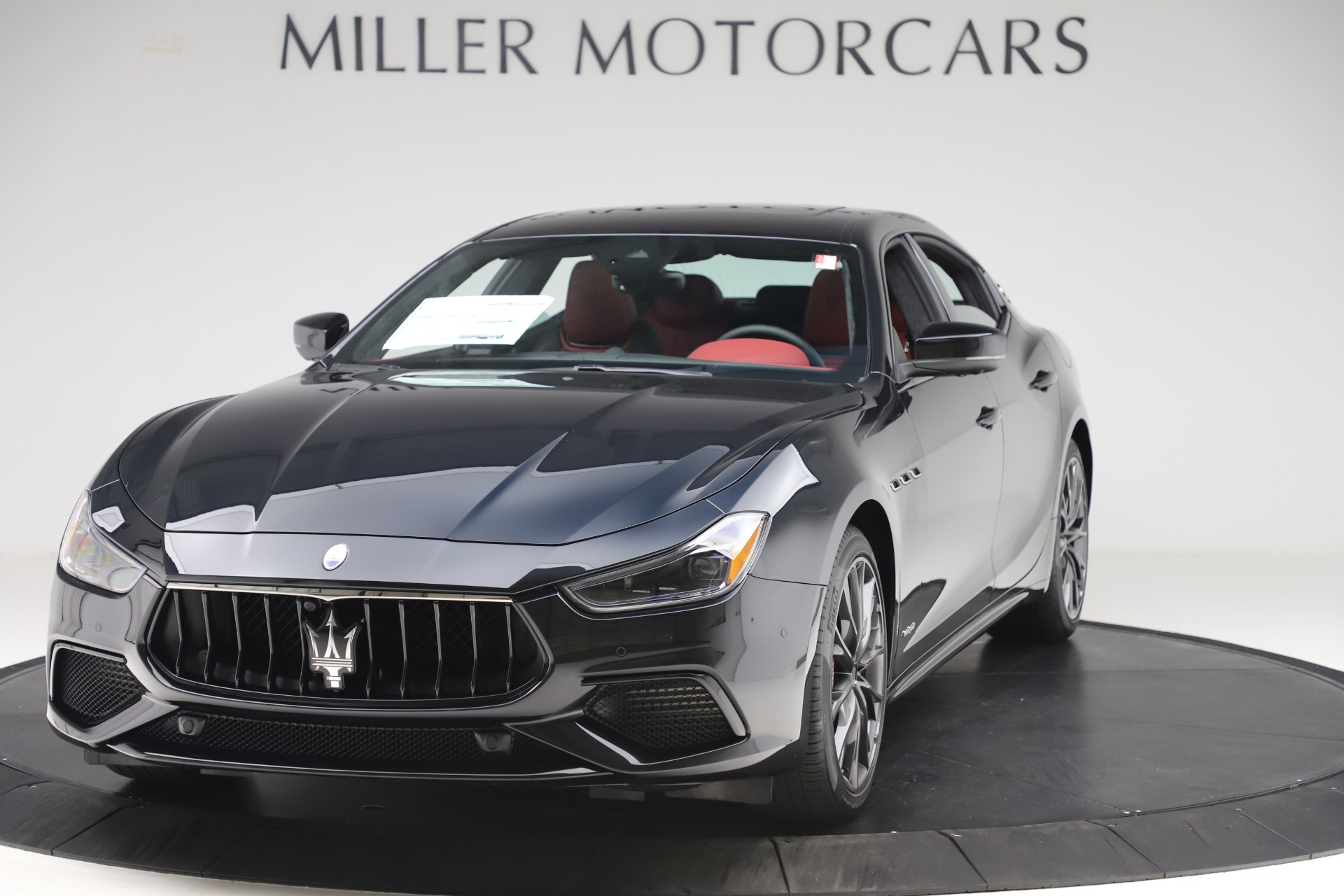 New 2020 Maserati Ghibli S Q4 GranSport for sale $94,785 at Bentley Greenwich in Greenwich CT 06830 1