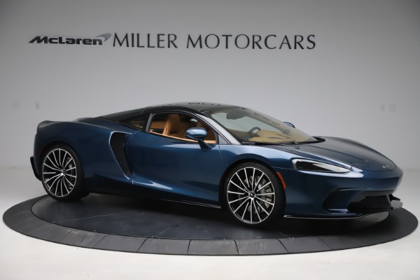 New 2020 McLaren GT Luxe for sale $236,675 at Bentley Greenwich in Greenwich CT 06830 10