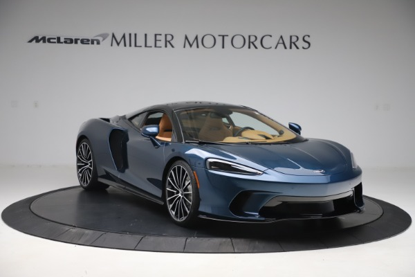 New 2020 McLaren GT Coupe for sale $236,675 at Bentley Greenwich in Greenwich CT 06830 11