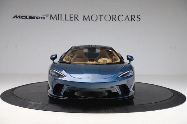 New 2020 McLaren GT Coupe for sale $236,675 at Bentley Greenwich in Greenwich CT 06830 12