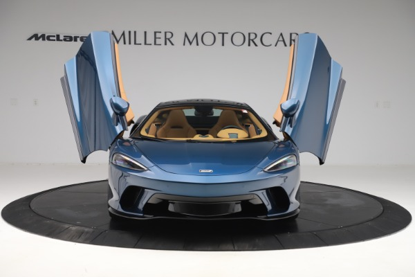 New 2020 McLaren GT Coupe for sale $236,675 at Bentley Greenwich in Greenwich CT 06830 13