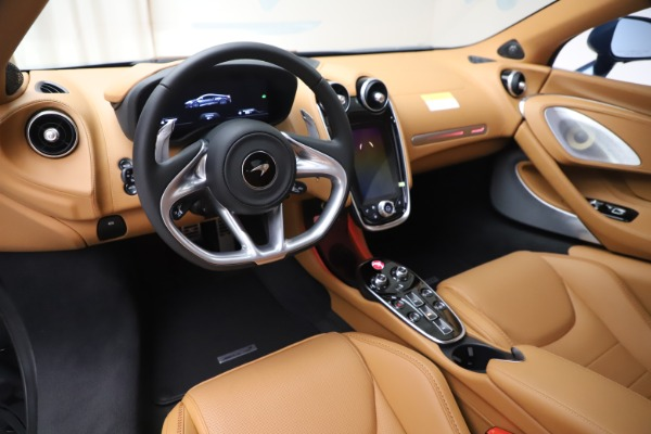 New 2020 McLaren GT Coupe for sale $236,675 at Bentley Greenwich in Greenwich CT 06830 14