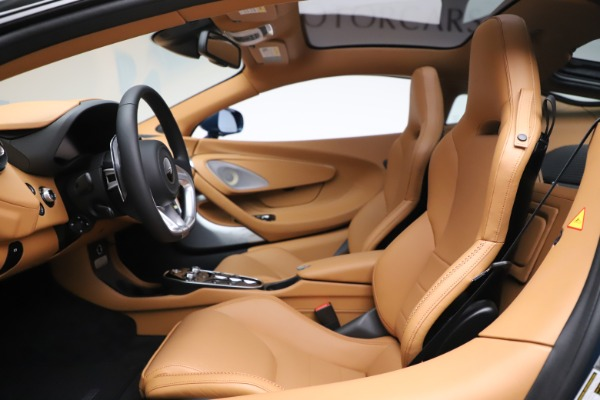New 2020 McLaren GT Luxe for sale $236,675 at Bentley Greenwich in Greenwich CT 06830 15