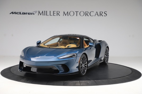 New 2020 McLaren GT Luxe for sale $236,675 at Bentley Greenwich in Greenwich CT 06830 2