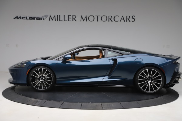 Used 2020 McLaren GT Luxe for sale Call for price at Bentley Greenwich in Greenwich CT 06830 3