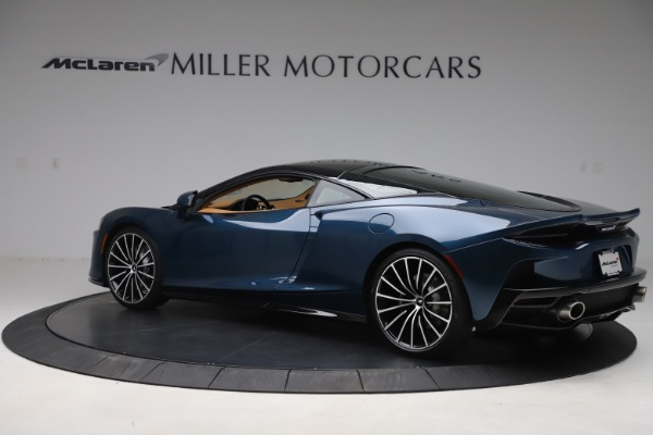 New 2020 McLaren GT Coupe for sale $236,675 at Bentley Greenwich in Greenwich CT 06830 4