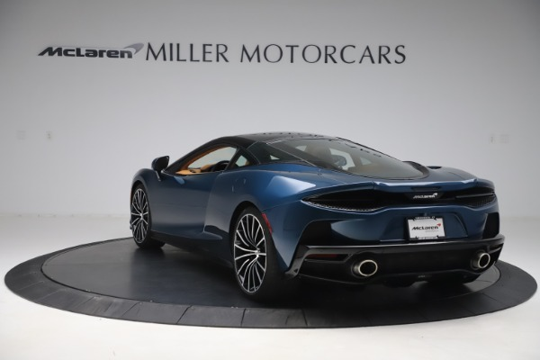 Used 2020 McLaren GT Luxe for sale Call for price at Bentley Greenwich in Greenwich CT 06830 5
