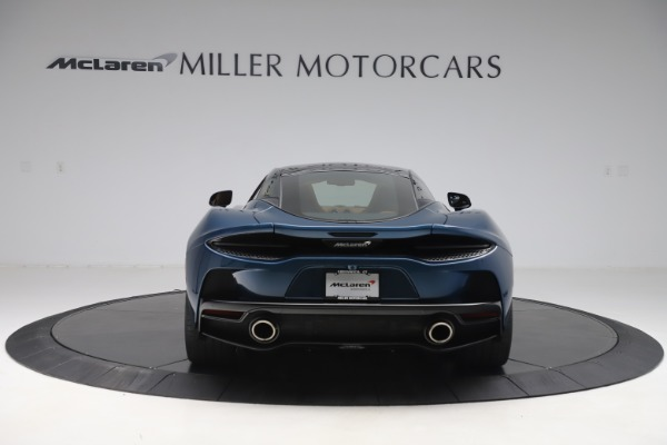 Used 2020 McLaren GT Luxe for sale Call for price at Bentley Greenwich in Greenwich CT 06830 6