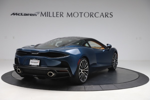 Used 2020 McLaren GT Luxe for sale Call for price at Bentley Greenwich in Greenwich CT 06830 7
