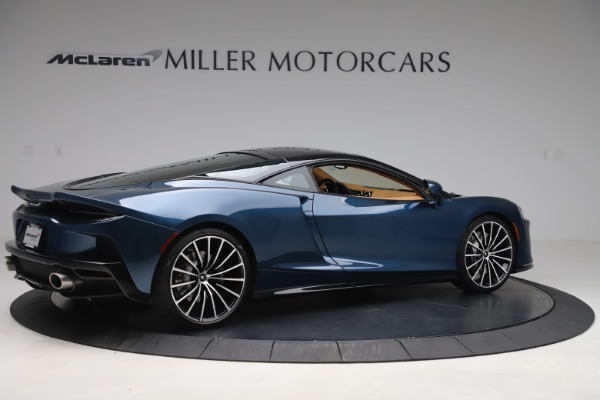 Used 2020 McLaren GT Luxe for sale Call for price at Bentley Greenwich in Greenwich CT 06830 8