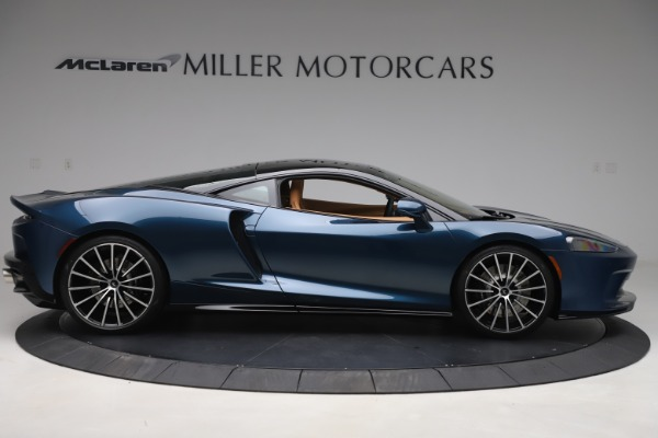 New 2020 McLaren GT Coupe for sale $236,675 at Bentley Greenwich in Greenwich CT 06830 9