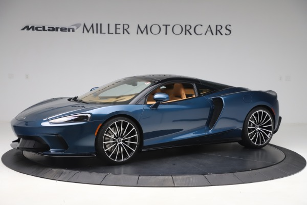 New 2020 McLaren GT Luxe for sale $236,675 at Bentley Greenwich in Greenwich CT 06830 1