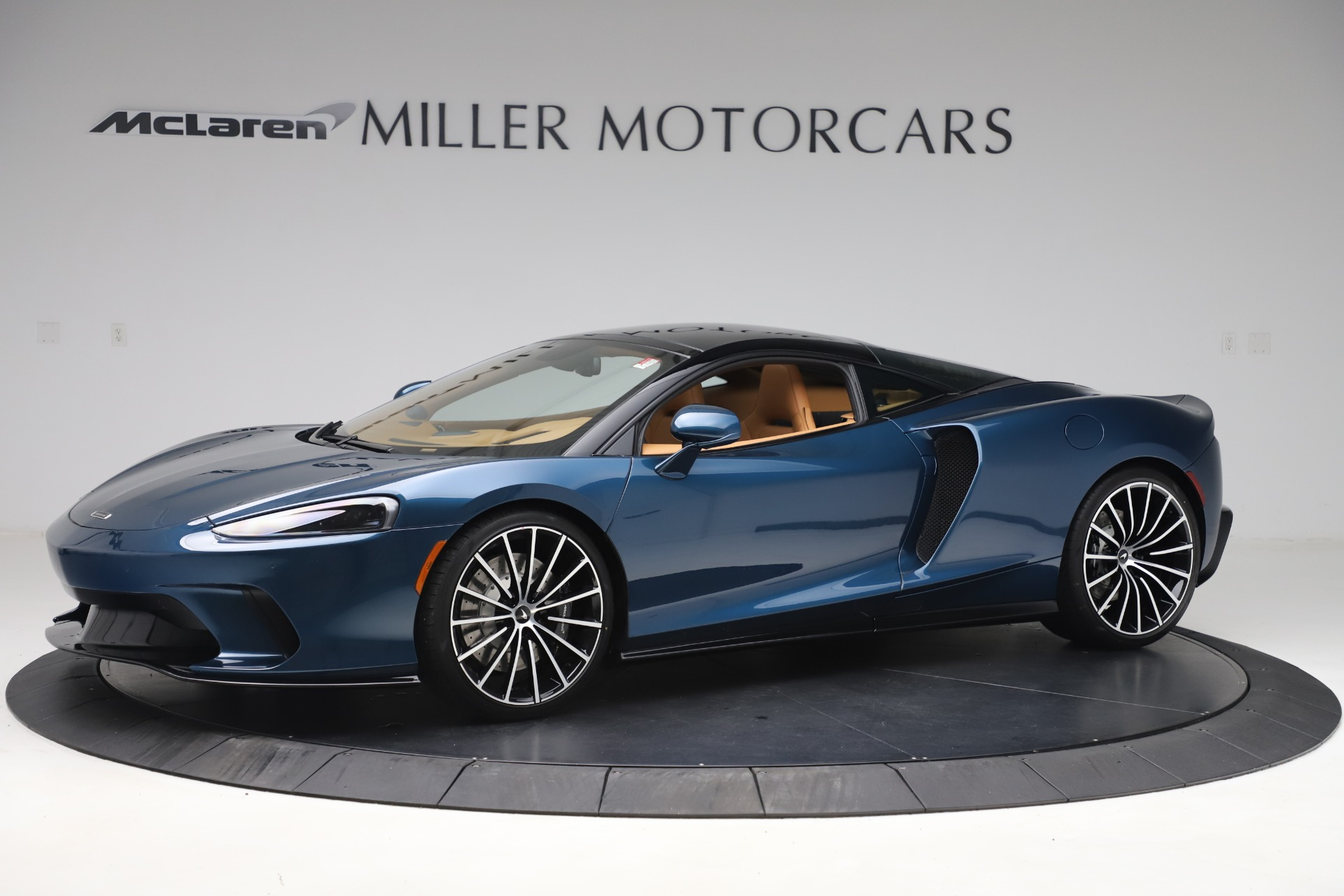 Used 2020 McLaren GT Luxe for sale Call for price at Bentley Greenwich in Greenwich CT 06830 1