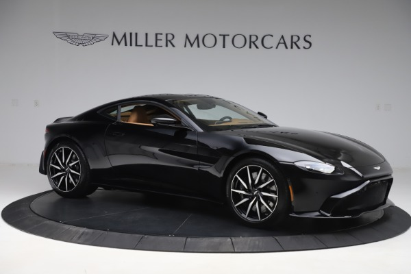New 2020 Aston Martin Vantage Coupe for sale $183,879 at Bentley Greenwich in Greenwich CT 06830 10