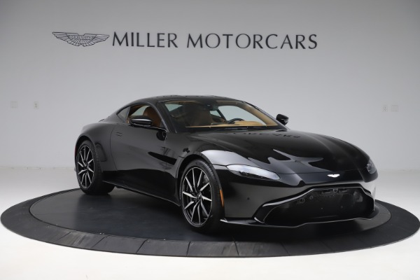 New 2020 Aston Martin Vantage Coupe for sale $183,879 at Bentley Greenwich in Greenwich CT 06830 11
