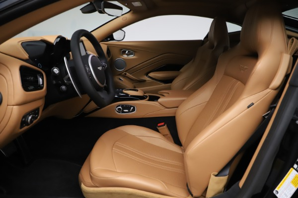 New 2020 Aston Martin Vantage Coupe for sale $183,879 at Bentley Greenwich in Greenwich CT 06830 14
