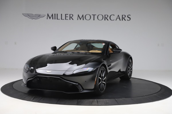 New 2020 Aston Martin Vantage Coupe for sale $183,879 at Bentley Greenwich in Greenwich CT 06830 2