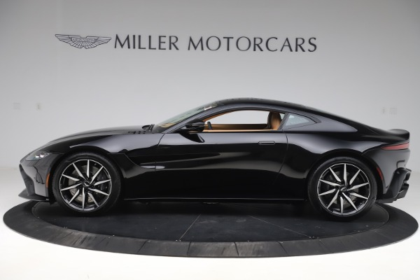 New 2020 Aston Martin Vantage Coupe for sale $183,879 at Bentley Greenwich in Greenwich CT 06830 3