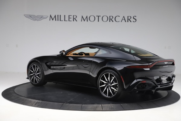New 2020 Aston Martin Vantage Coupe for sale $183,879 at Bentley Greenwich in Greenwich CT 06830 4