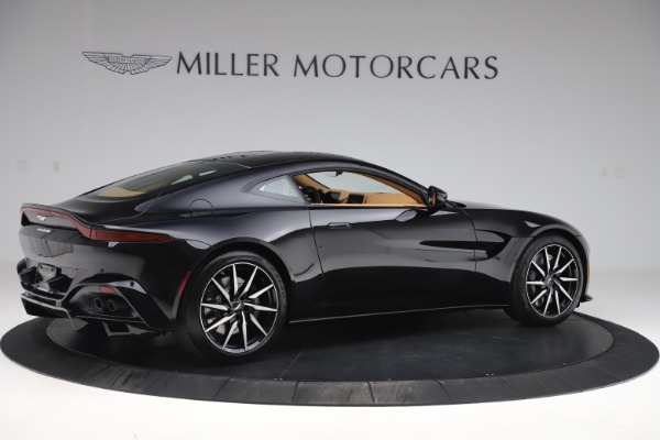 New 2020 Aston Martin Vantage Coupe for sale $183,879 at Bentley Greenwich in Greenwich CT 06830 8