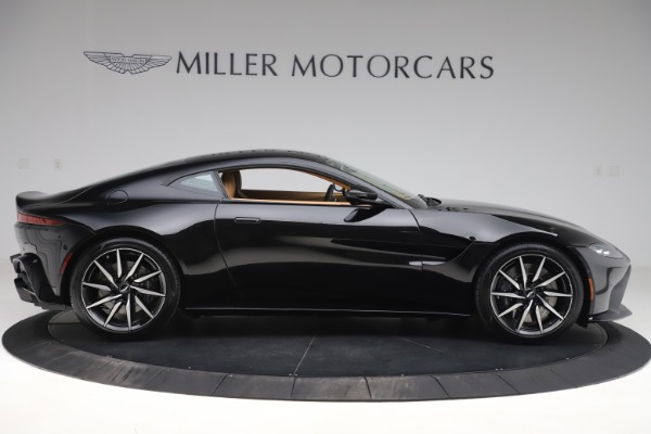 New 2020 Aston Martin Vantage Coupe for sale $183,879 at Bentley Greenwich in Greenwich CT 06830 9